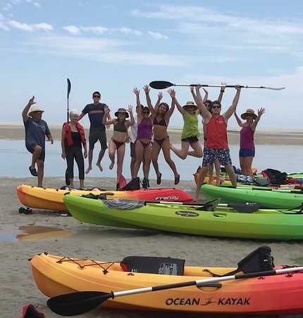 Thanks Pawleys Island kayaks