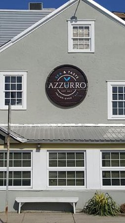Azzurro Italian Oven and Bar