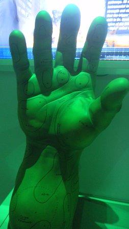 Marvel Avengers S.T.A.T.I.O.N.: Hulk hand