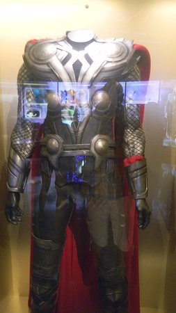 Marvel Avengers S.T.A.T.I.O.N.: Thor suit