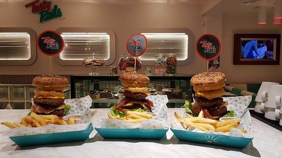 Tasty Rails: Los que se animan a nuestra Tasty Burger Extreme!
