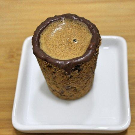 Cookie Shot Espresso -  | Quero Cookies | Sorocaba | Loja de Cookies