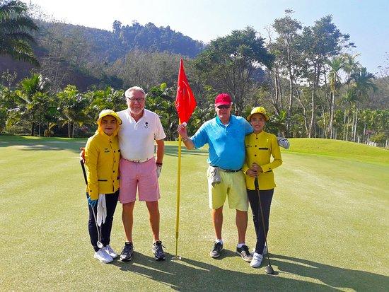Katathong Golf: golf1