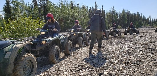 Фотография 3.5-Hour Denali ATV Trailblazer Tour
