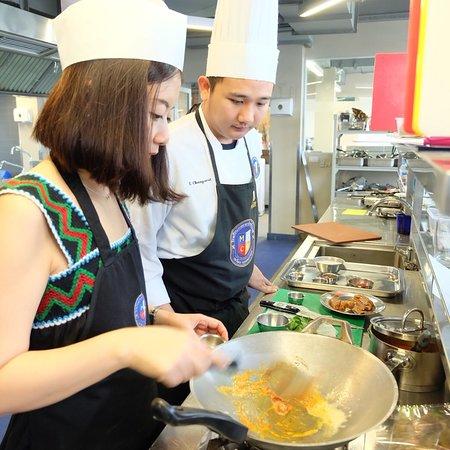 Image result for Bangkok Culinary School