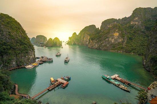 Sails of Indochina: Classic Sailing Junk Cruises - Lan Ha Bay