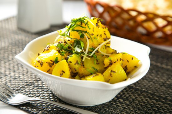 Legends of India: Cumin Potato (Jeera-Aloo)