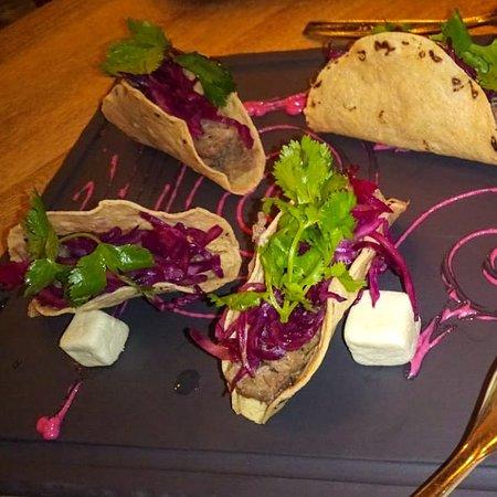 Restaurante El Secreto: tacos de pato El Secreto