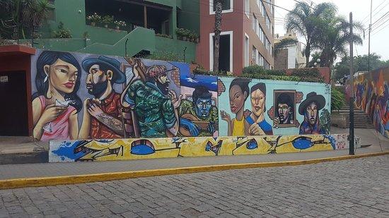 Barranco: Graffiti