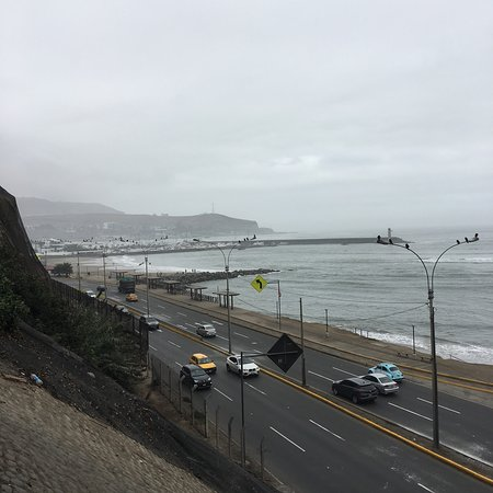 Bilde fra Barranco