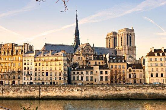 Excursion privée: Notre-Dame, balade...