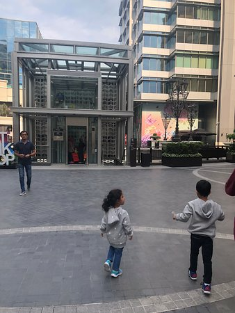 "Emaar Square: ""واخيرا اعمار سكوير مول مدرج"""
