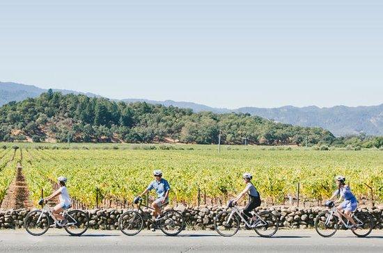 Half-Day Napa Valley Bike and Wine Tour