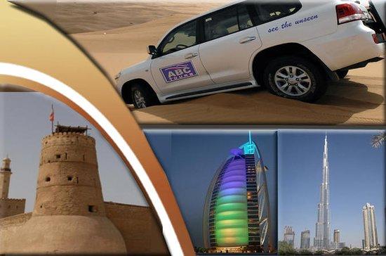 Dubai City Tour and Desert Safari