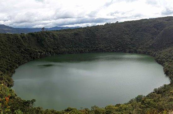 Privat dagstur till Lake Guatavita ...
