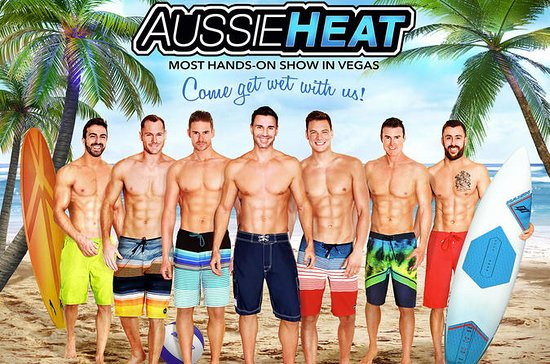 Aussie Heat bij Planet Hollywood ...