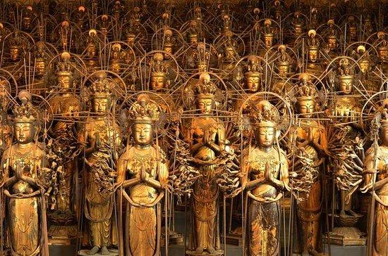 1-tägige spektakuläre Kyoto-Tour - von Tokio