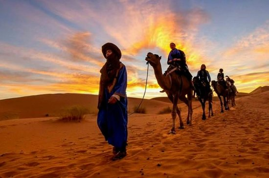4 Days North of Morocco Tour From...