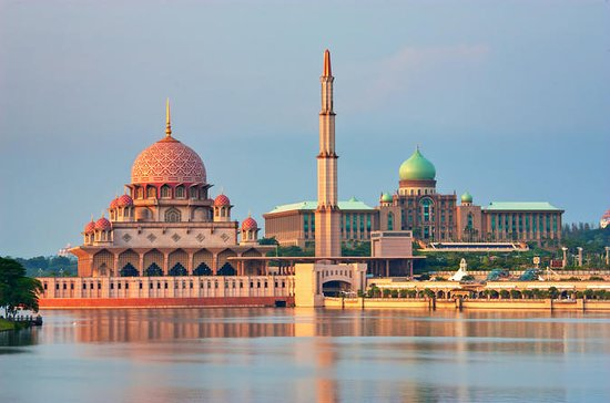 4 horas Putrajaya Tours más crucero...