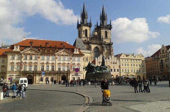 Privat dagstur til Prag fra Wien