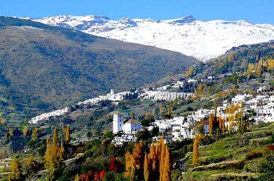 Excursion to the Alpujarra region in Granada