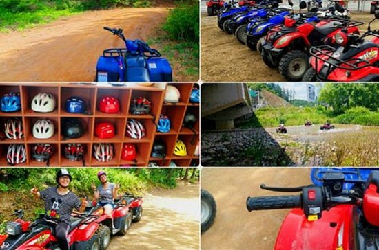 4WD ATV & off-road tour