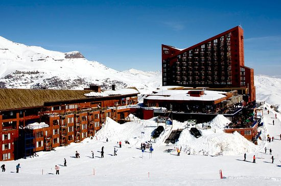 Valle Nevado Ski Day from Santiago