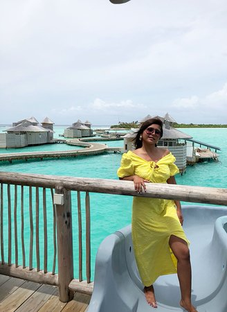 Soneva Jani: Out of our villa!