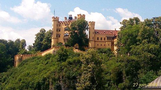 Valokuva: Schloss Hohenschwangau