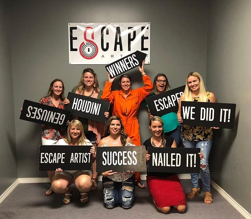 Escape Artist Texas