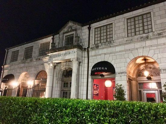 Beautiful Building Picture Of Bottega Restaurant Birmingham Tripadvisor