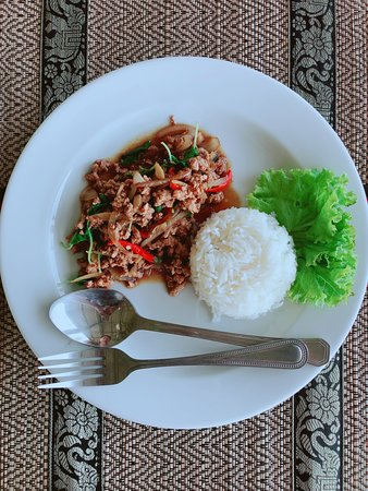 Thai Cooking Lessons By Miss Chel: Quick Easy dish, super Yummy