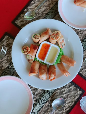 Thai Cooking Lessons By Miss Chel: Yummy Spring Rolls