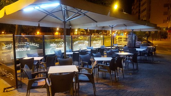 Amplia Terraza Picture Of Taperia Los Angeles Albacete