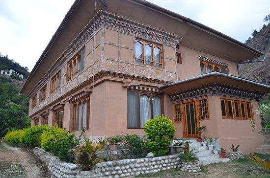 Lobesa Village Restaurant: Main building