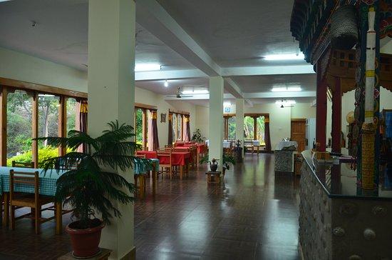 Lobesa Village Restaurant: Restaurant