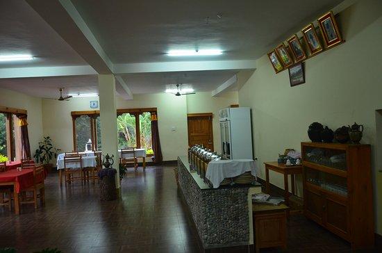 Lobesa Village Restaurant: View of Restaurant