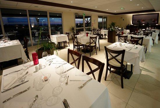 Restaurant Cap Ouest: SALLE RESTAURANT