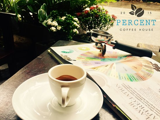 Percent Coffee House: We send our passion in each cup of coffee