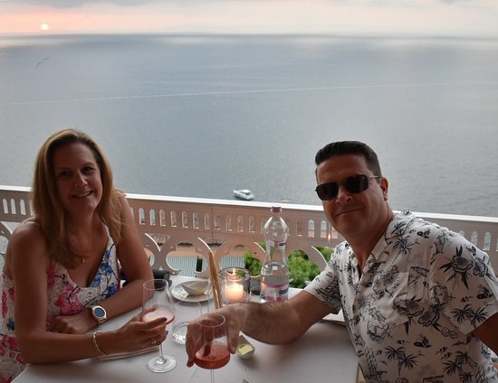 Vesuvio Roof Restaurant Sorrento照片
