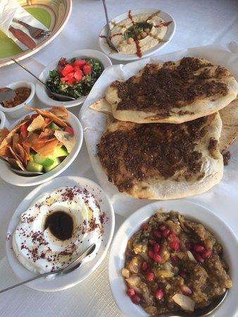 The Marrakech: Lebanese Meze - 3rd Course