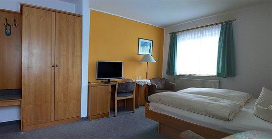 Augustusburg, Duitsland: Doppelzimmer