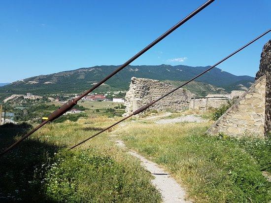 Bebris Tsikhe Fortress Photo