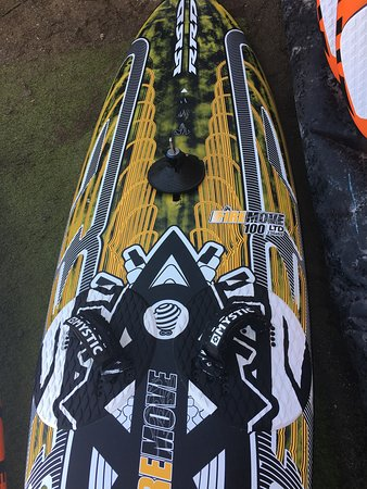 RRD FireMove 100 - great stuff - Picture of Windzone Surf