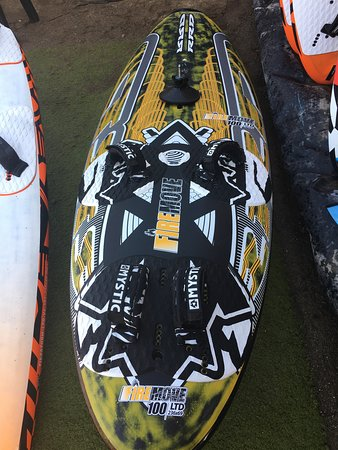 RRD FireMove 100 - great stuff - Picture of Windzone Surf