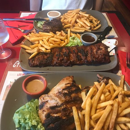 Buffalo grill saint witz zone hoteliere fotos n mero de tel fono y restaurante opiniones - Buffalo grill ticket restaurant ...