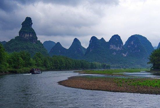 มณฑลกวางสี, จีน: Li River