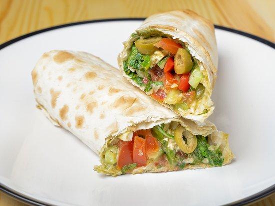 Zen Vegan Burger: Итальянский ролл