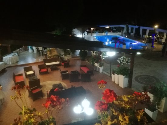 Patrica, Italy: VIlla per cerimonie