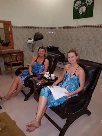 two angel lembongan spa ,nusa lembongan island , @ Massage, Hair,NailAcrillic /gel Cnd cellac ,c
